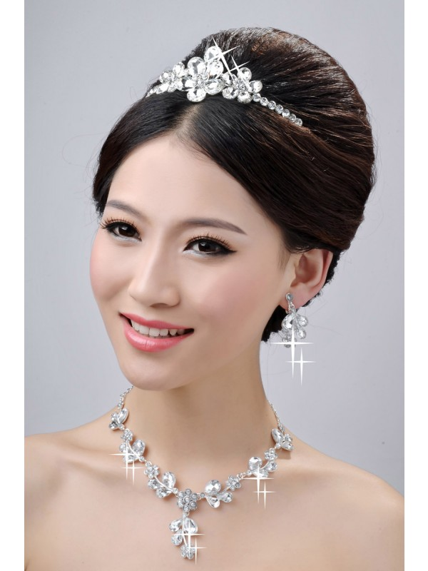 Necklaces Earrings Set ZDRESS4015