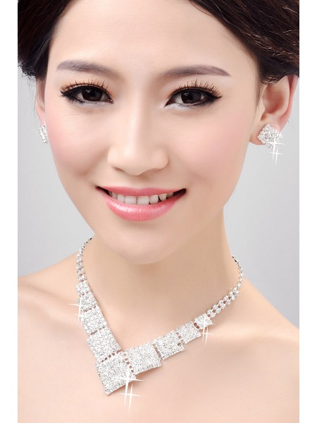 Necklaces Earrings Set ZDRESS4010